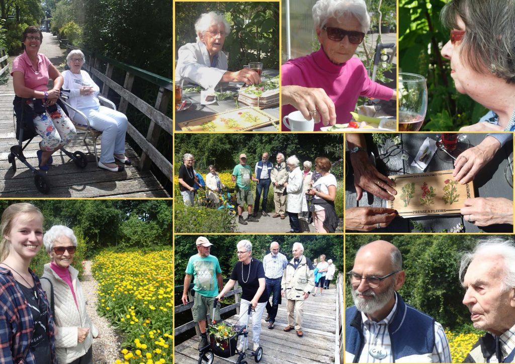 Verslagje met collage Hortus Botanicus Westervenne_Pagina_2