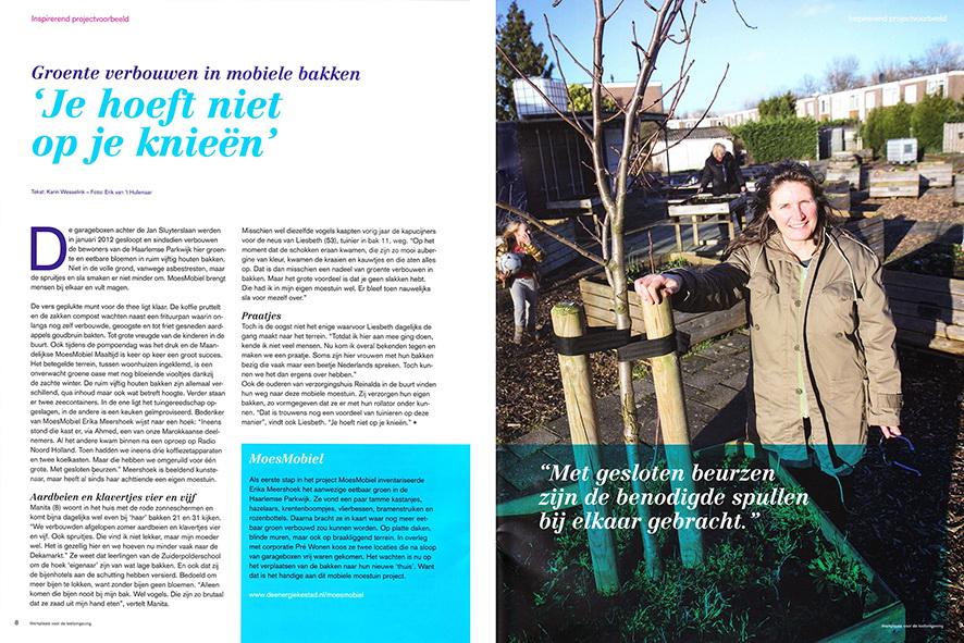 MoesMobiel wint gouden Kern met Pit voor beste leefbaarheidsproject van Nederland!