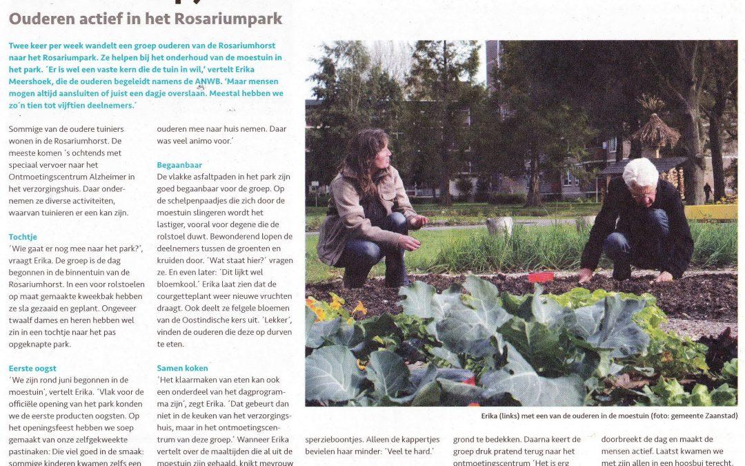 Wijkkrant Krommenie december 2012