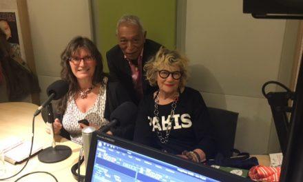 Bij Radio Steunkous in de uitzending