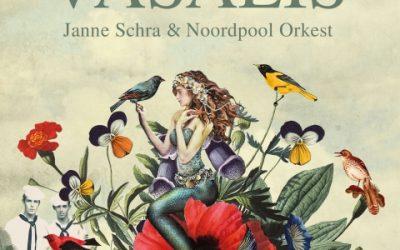 De cd VASALIS met Janne Schra & Noordpool Orkest