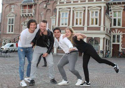 Het-Rotaract-Haarlem-team