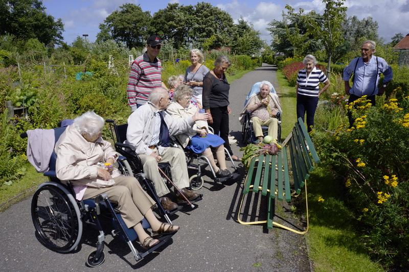Reinalda ouderen en - vrijwilligers