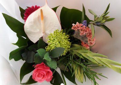 Bloemen van Theo Rutte