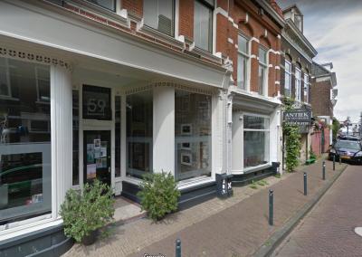 Galerie SPW59 Spaarnwouderstraat 59 Haarlem