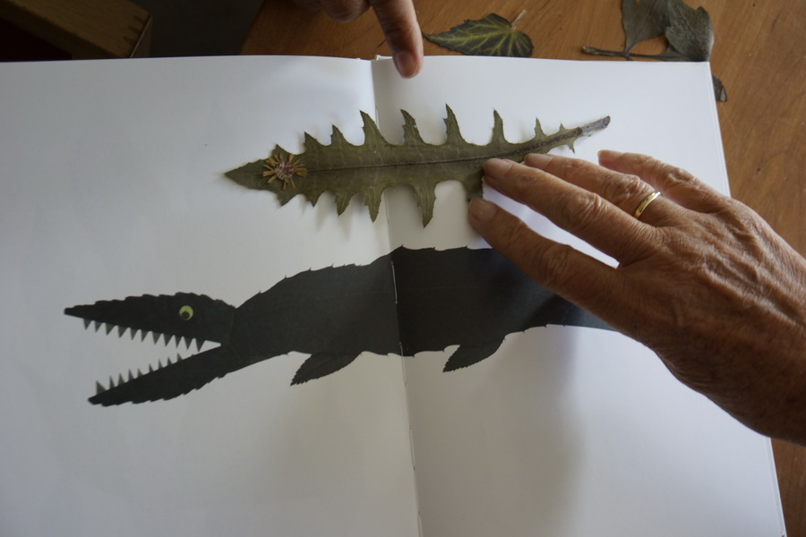 Krokodillenblad